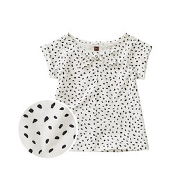 Tea Collection Knotted Baby Tee