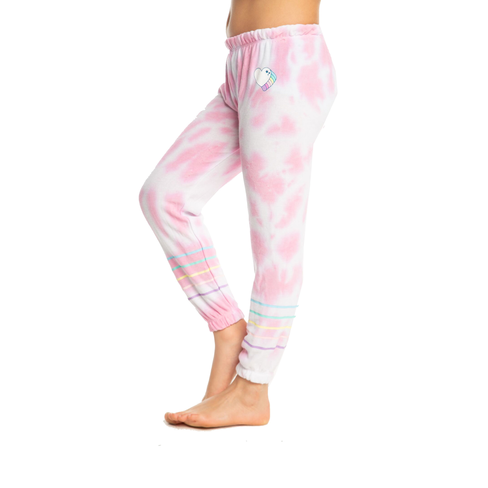 Chaser Tie Dye Knit Joggers