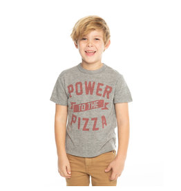 Chaser Power to the Pizza Tee
