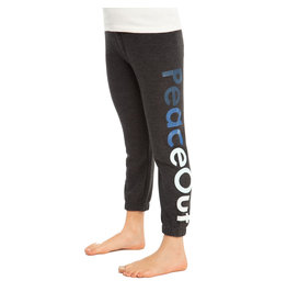 Chaser Peace Out Knit Joggers