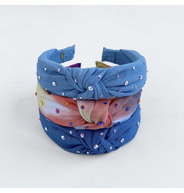 Girls Knotted Headbands (3 Styles)