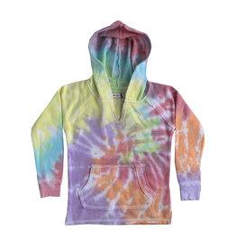 Play Six Rainbow Tie Dye Sweatshirt