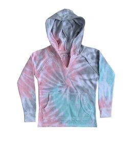 Play Six Cotton Candy Tie Dye Sweatshirt