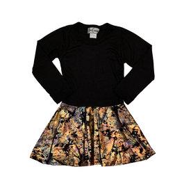 Dori Creations Oil Slick Dress