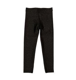 Dori Creations Black Glitter Legging