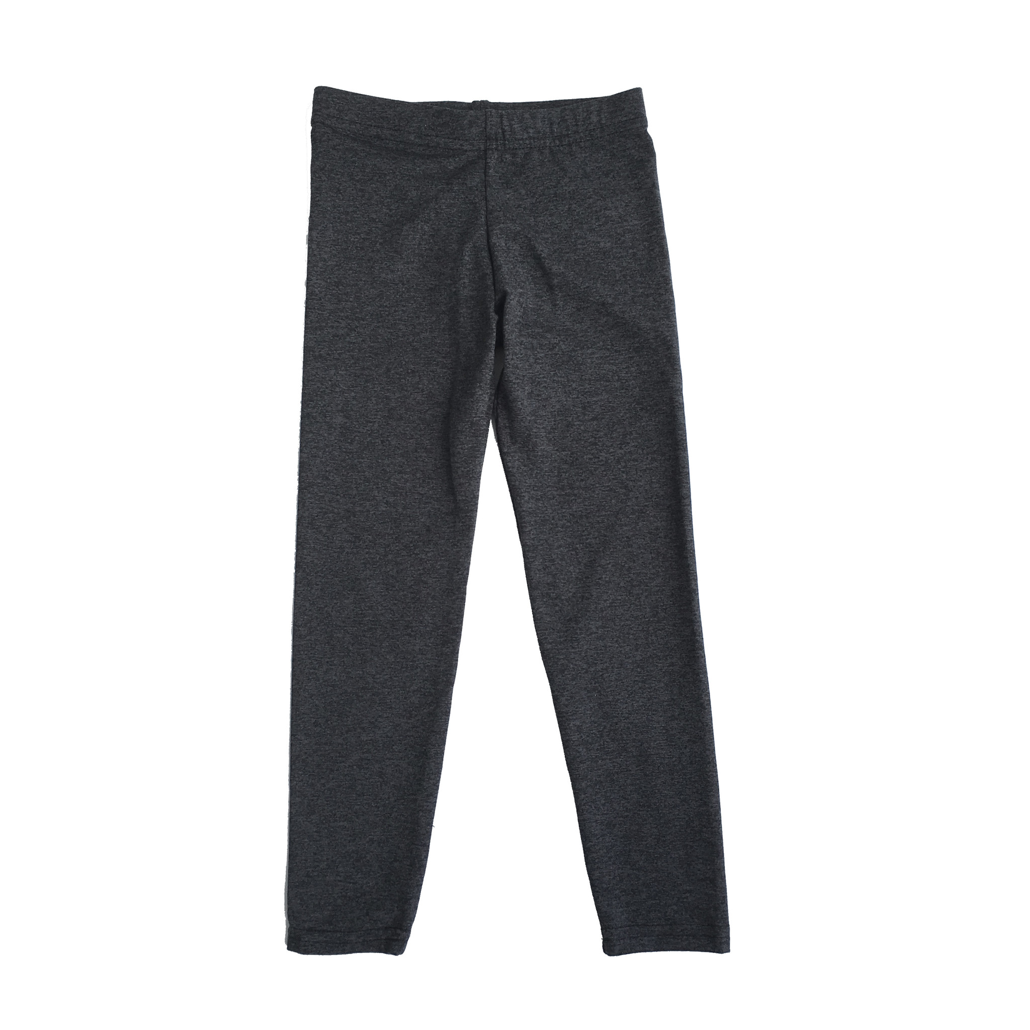Dori Creations Charcoal/Black Heathered Legging