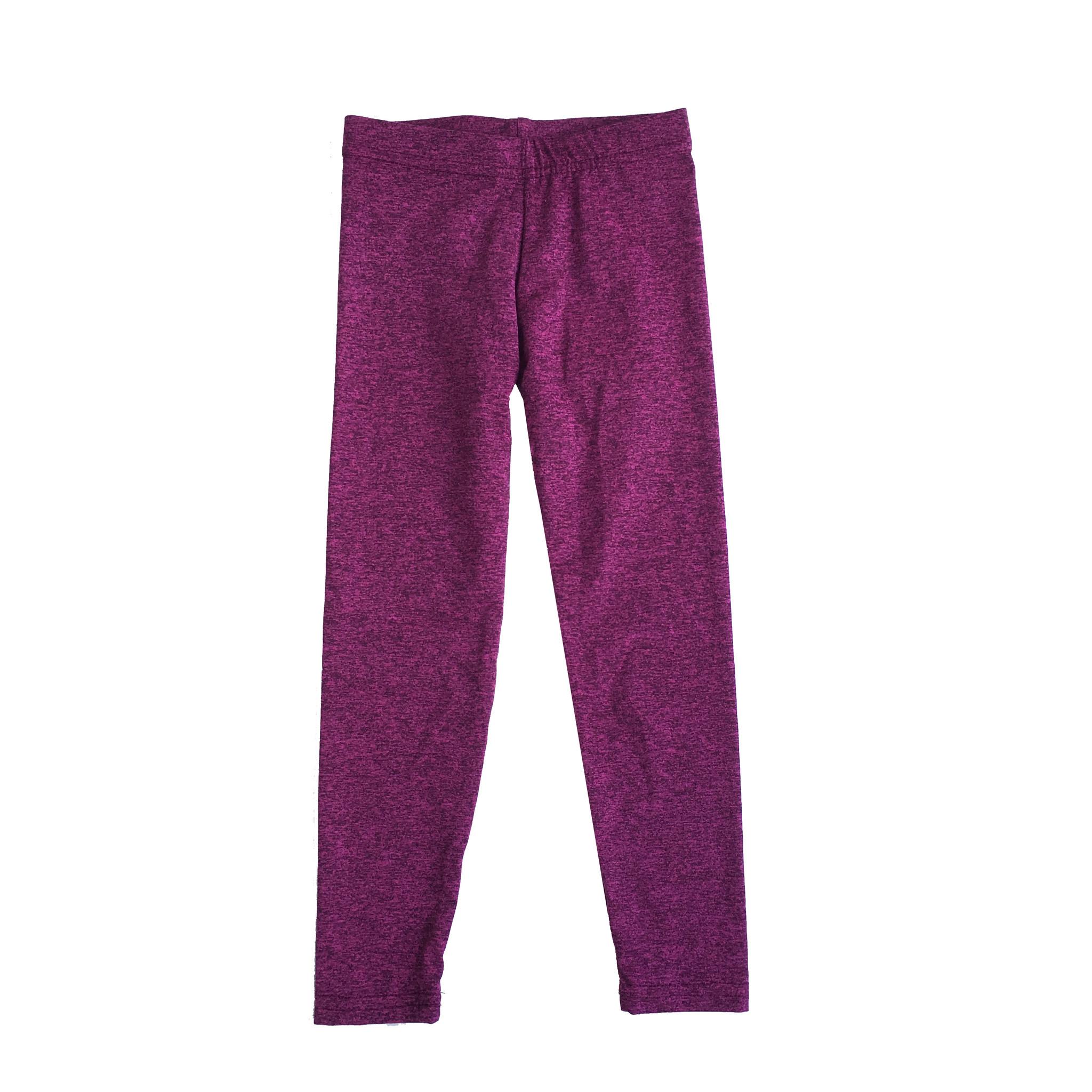 Dori Pink/Black Heathered Legging