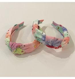 Girls Summer Tie Dye Knotted Headband (3 Styles)