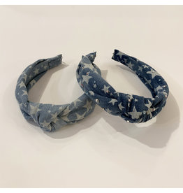 Girls Knotted Star Headbands (2 Styles)