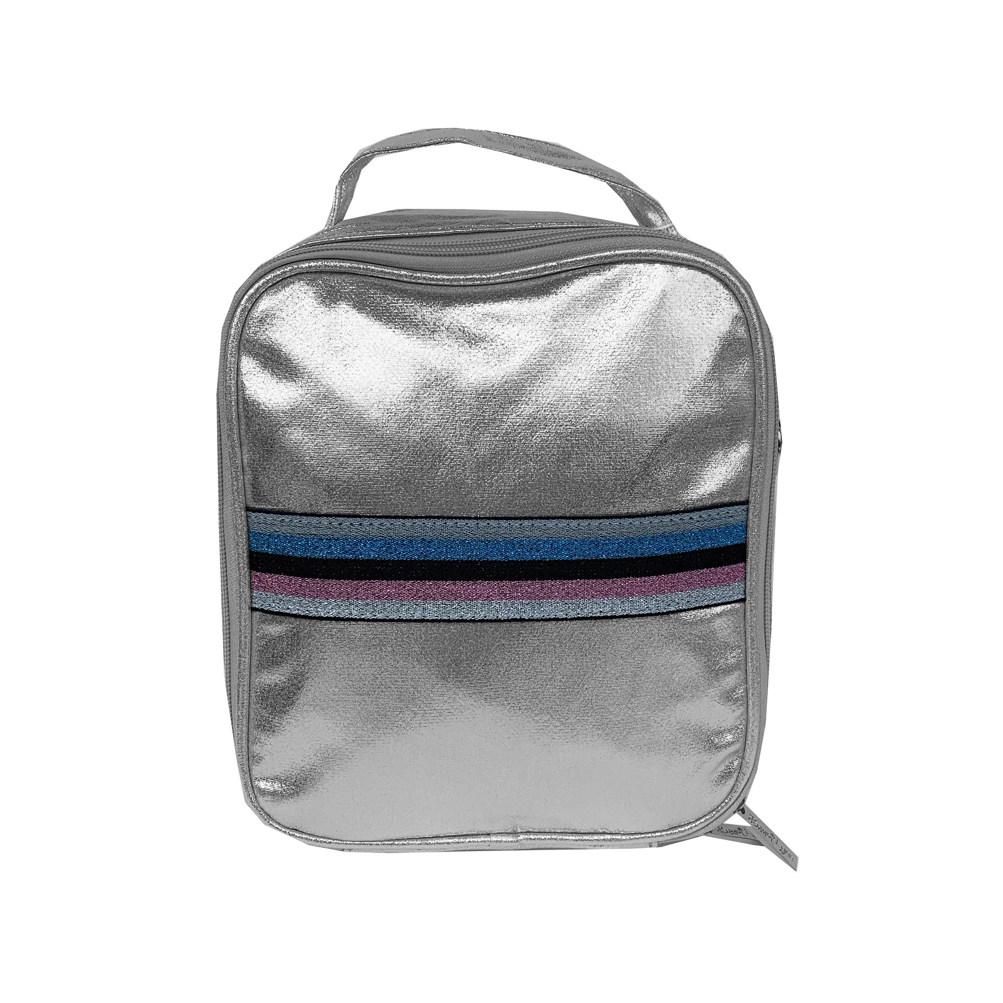 Bari Lynn Silver Lunchbox with Taping