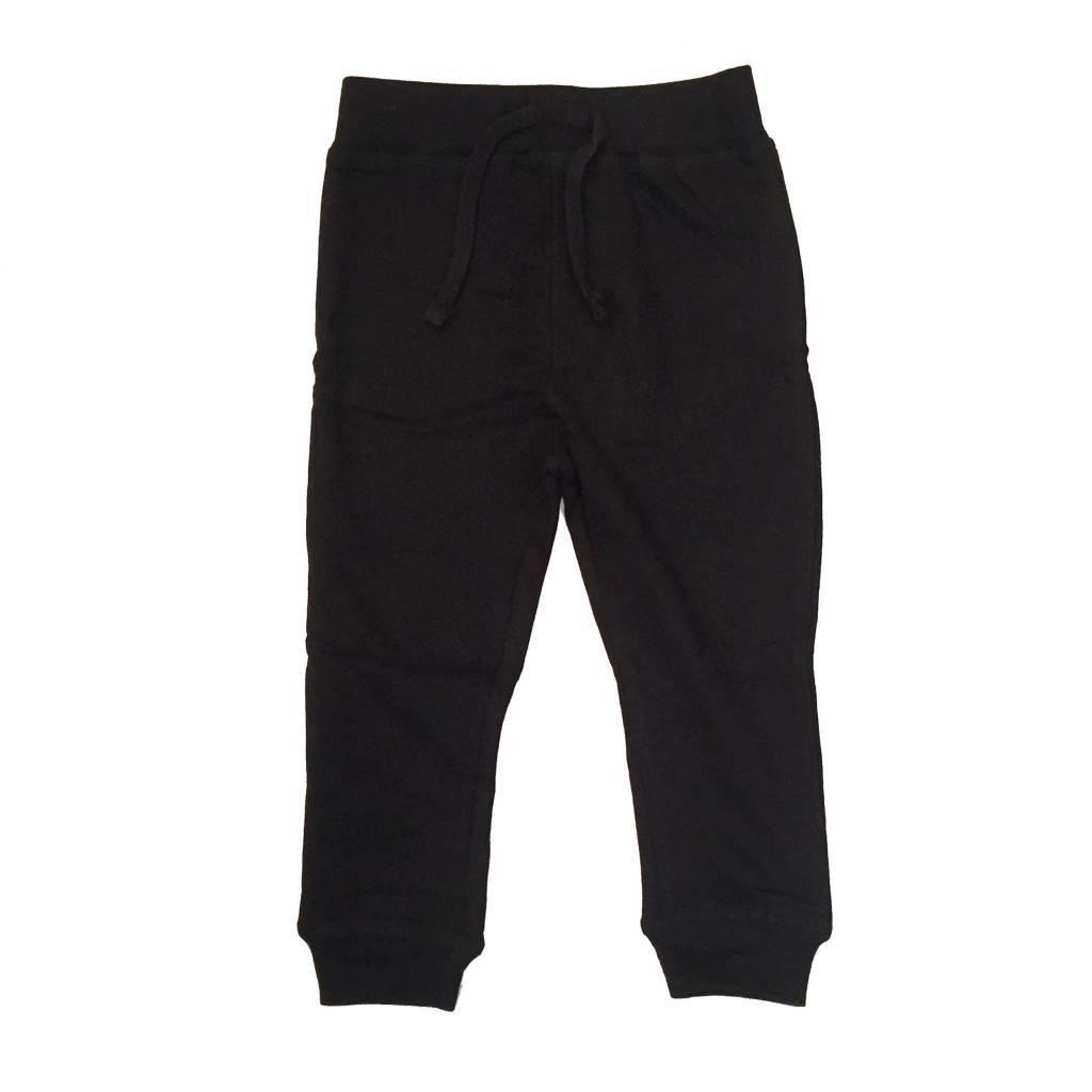 Mish Black Infant Joggers