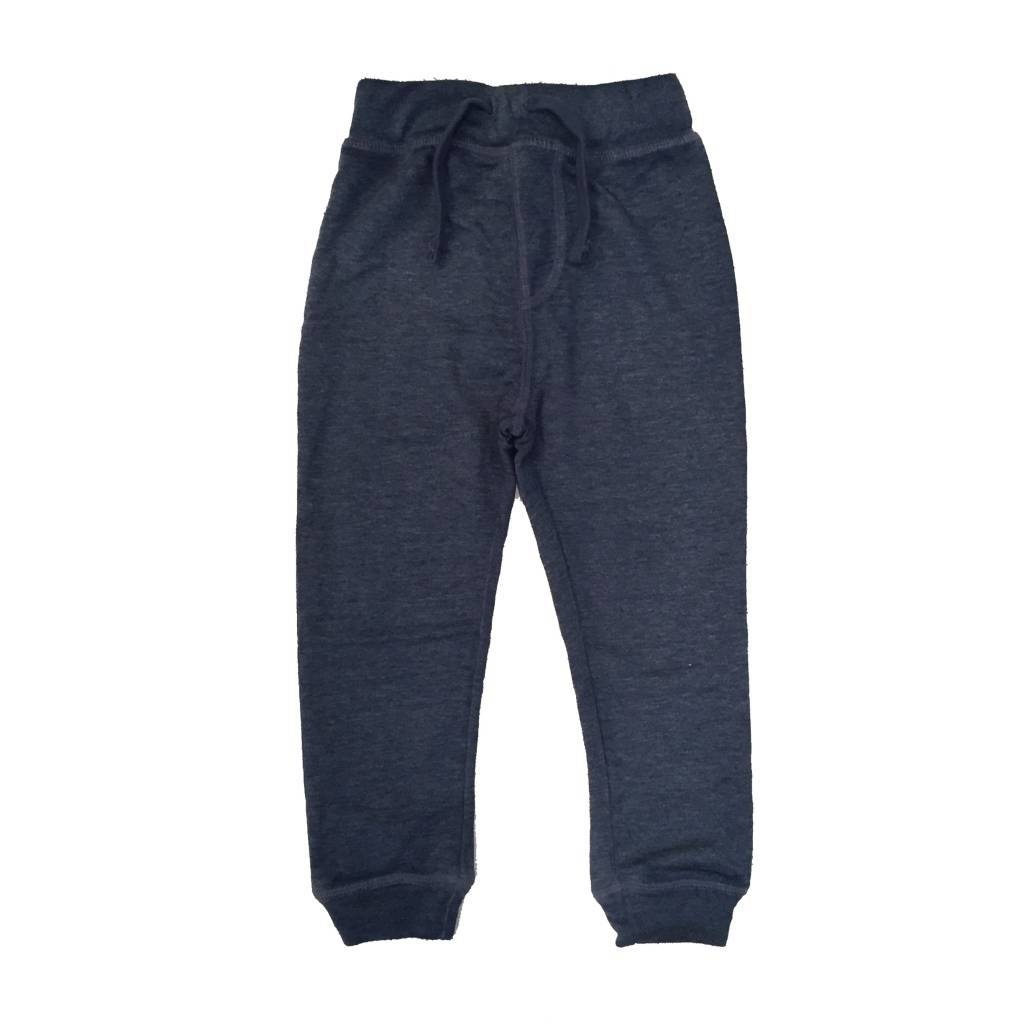 Mish Distressed Navy Joggers