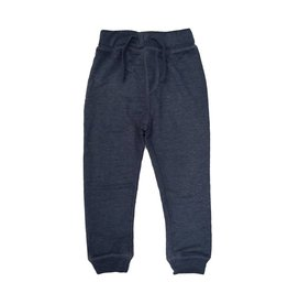 Mish Distressed Navy Infant Joggers