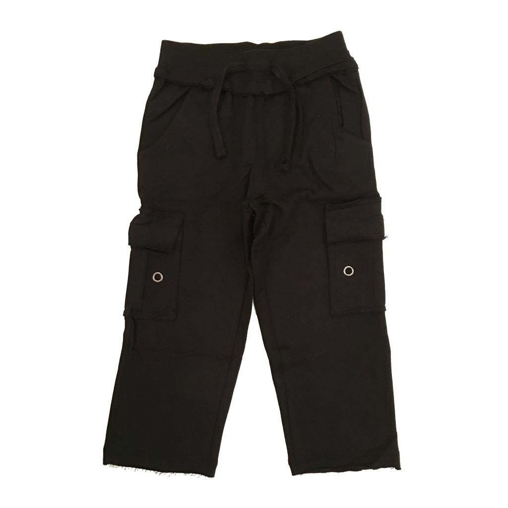 Mish Black Cargo Pant