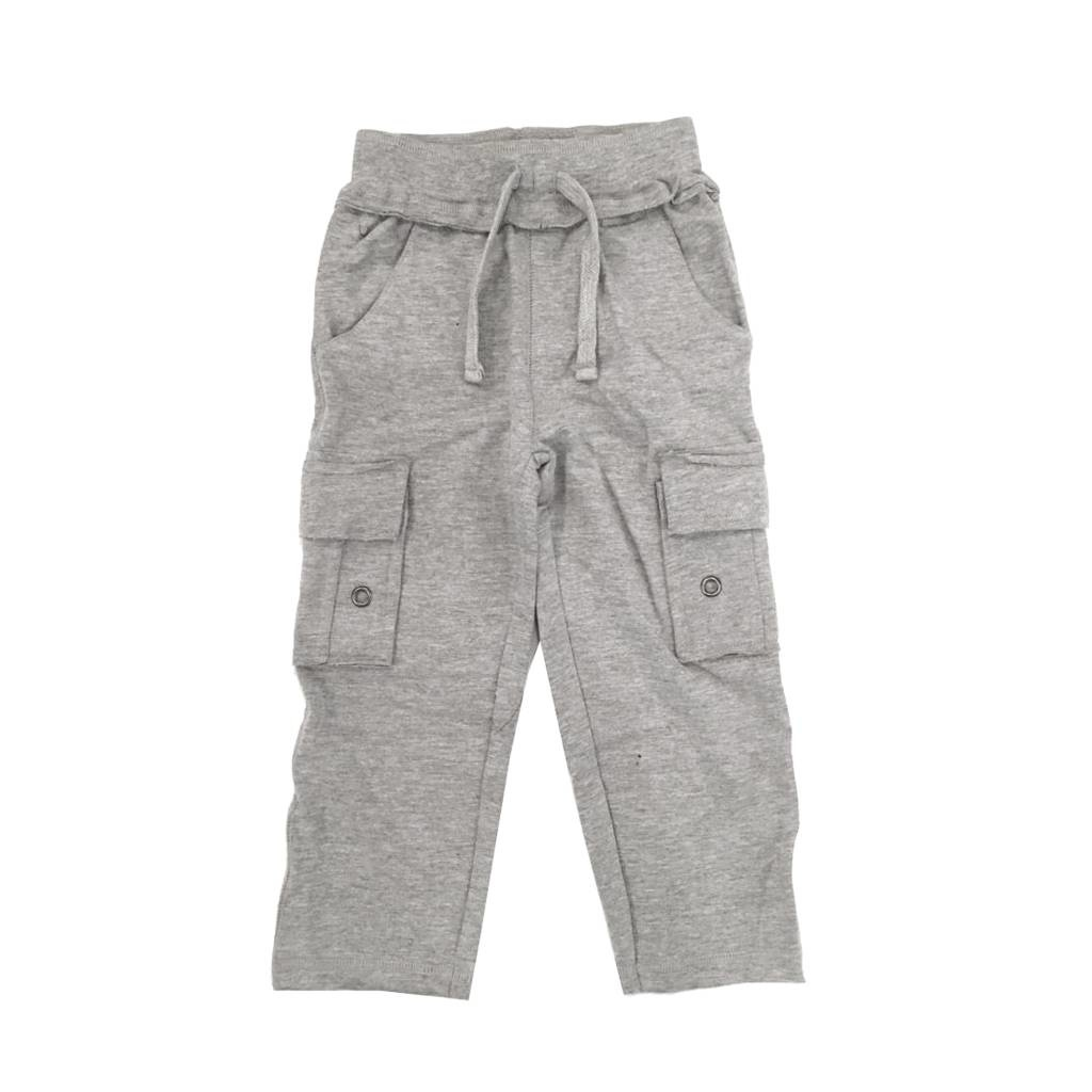 Mish Heather Grey Cargo Pant
