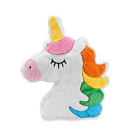 Fuzzy Vanilla Scented Unicorn Pillow