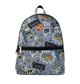 iScream Gray Gamer Backpack
