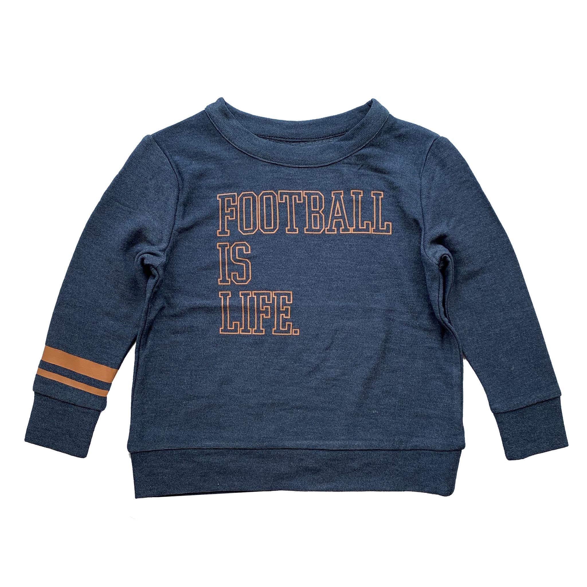 Chaser Football Is Life Sweatshirt