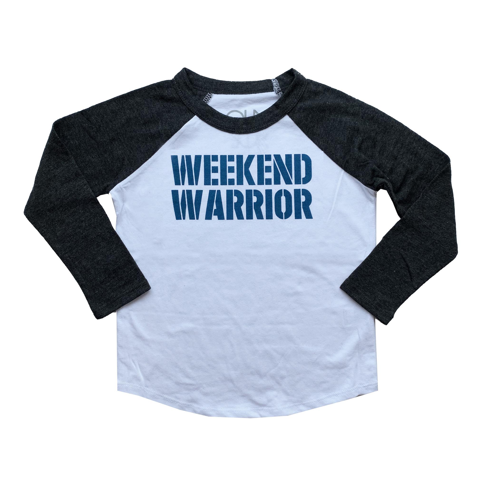 Chaser Weekend Warrior Baseball Top