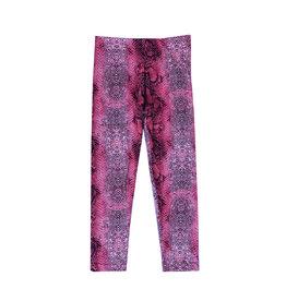Dori Creations Pink Snake Legging