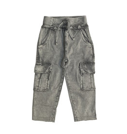 Mish Coal Enzyme Cargo Pants
