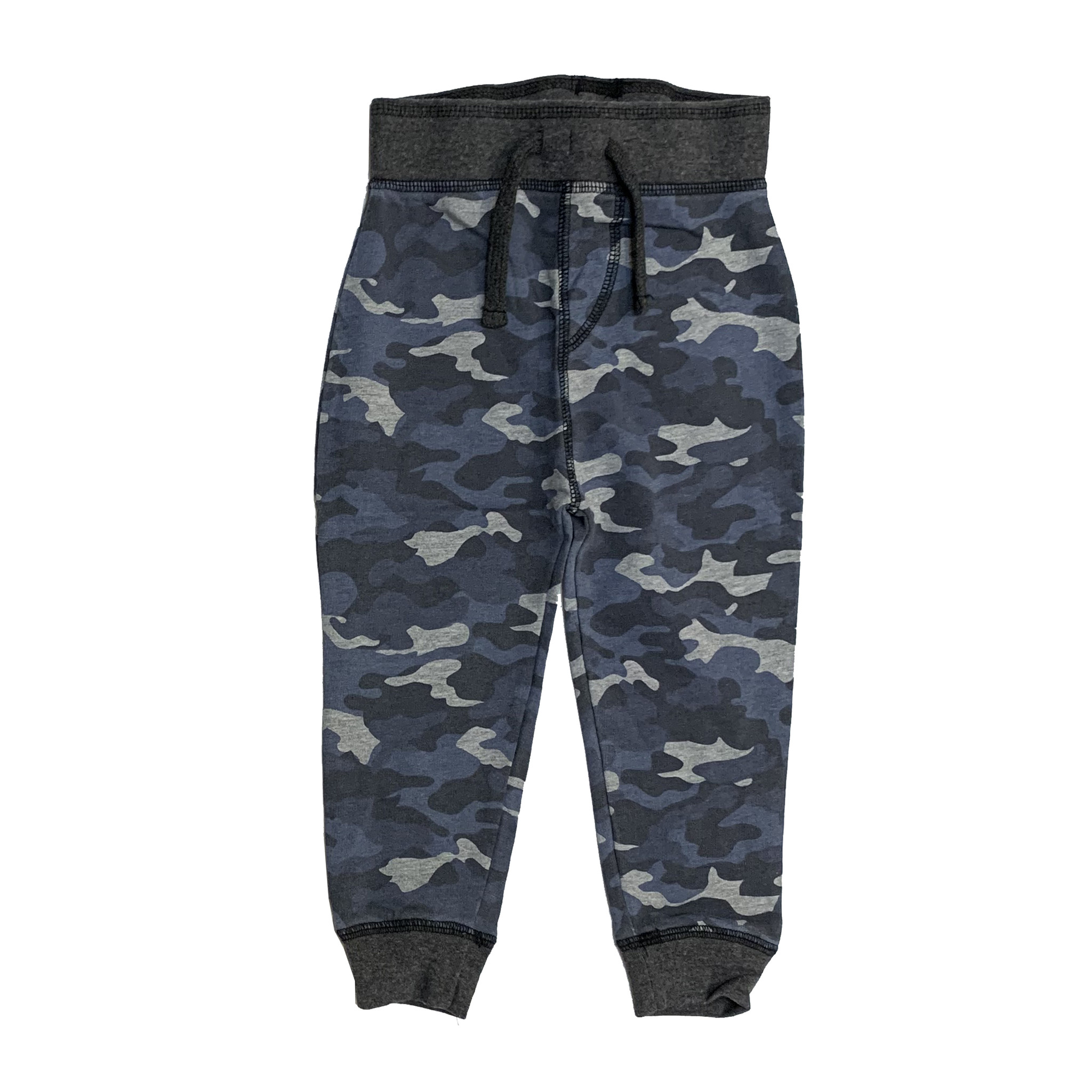 Mish Infant Navy Camo Jogger