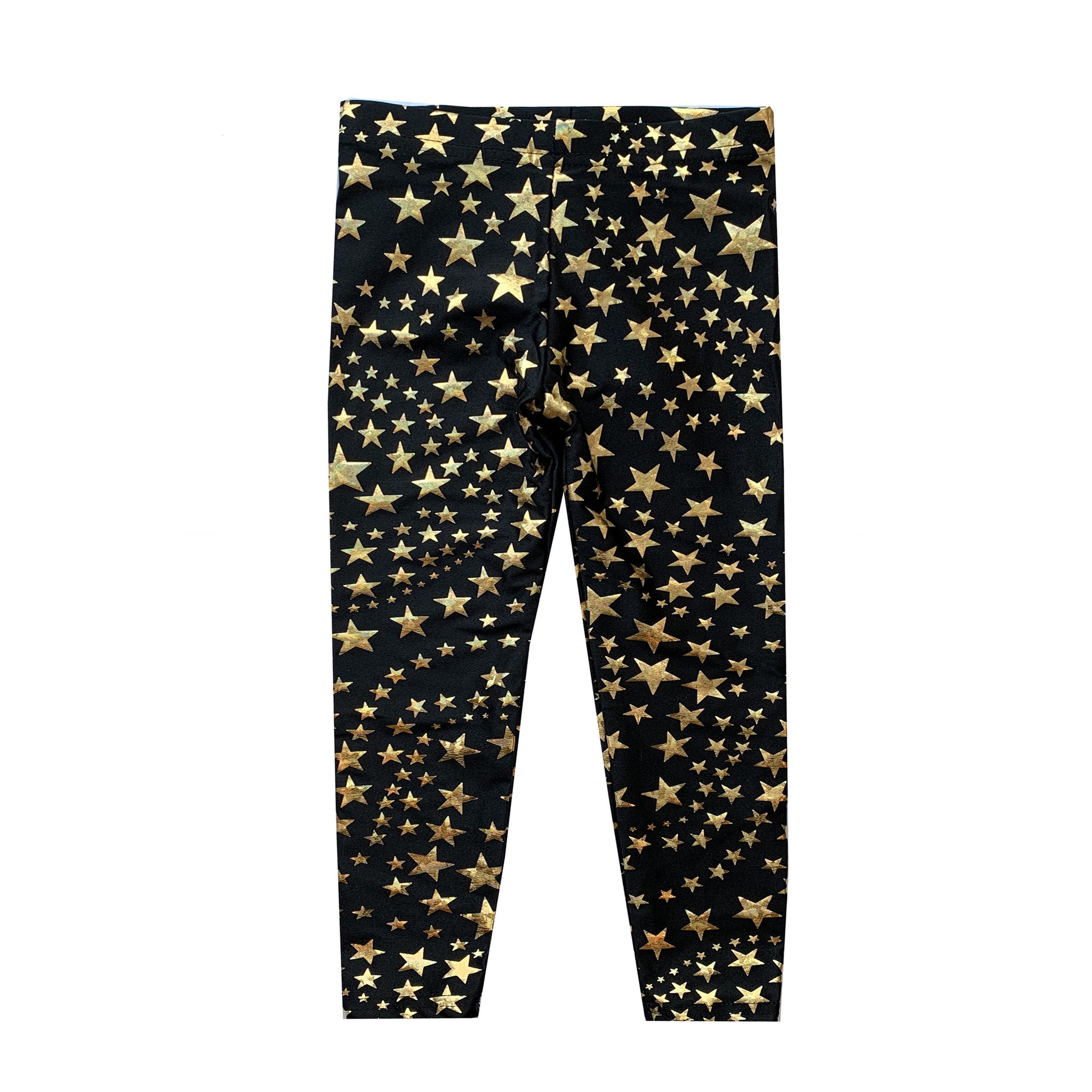 Dori Creations Infant Gold Stars Legging
