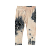 Dori Creations Infant Pink Tie Dye Legging
