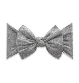 Baby Bling Heathered Grey Headband