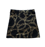 Flowers by Zoe Gold Chains Skirt