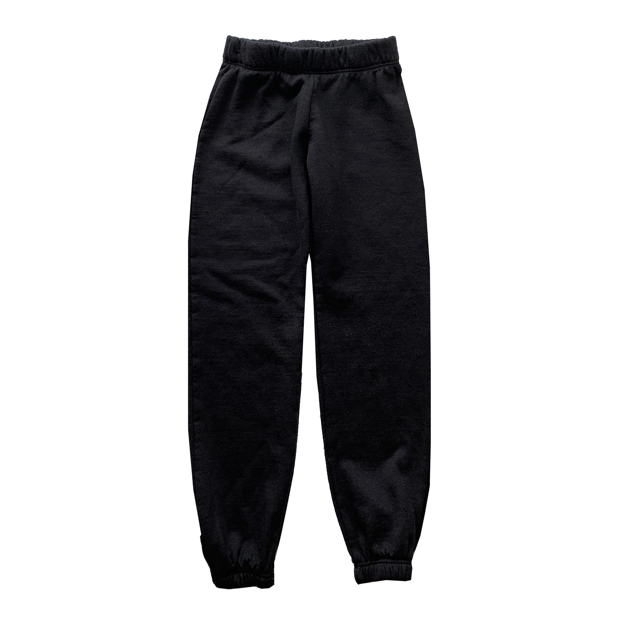 Firehouse Junior Soft Black Sweatpants