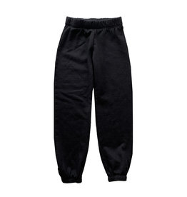 Firehouse Soft Black Sweatpants