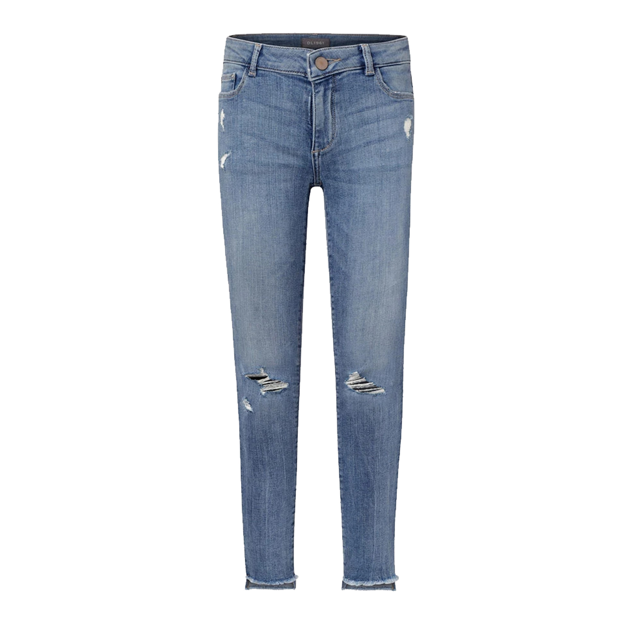 DL1961 Distressed Skinny Jeans