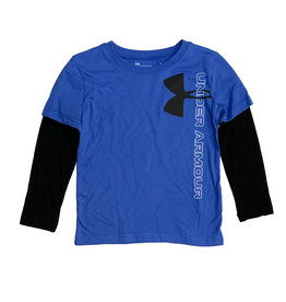 Under Armour Veritcal Branded Slider Top