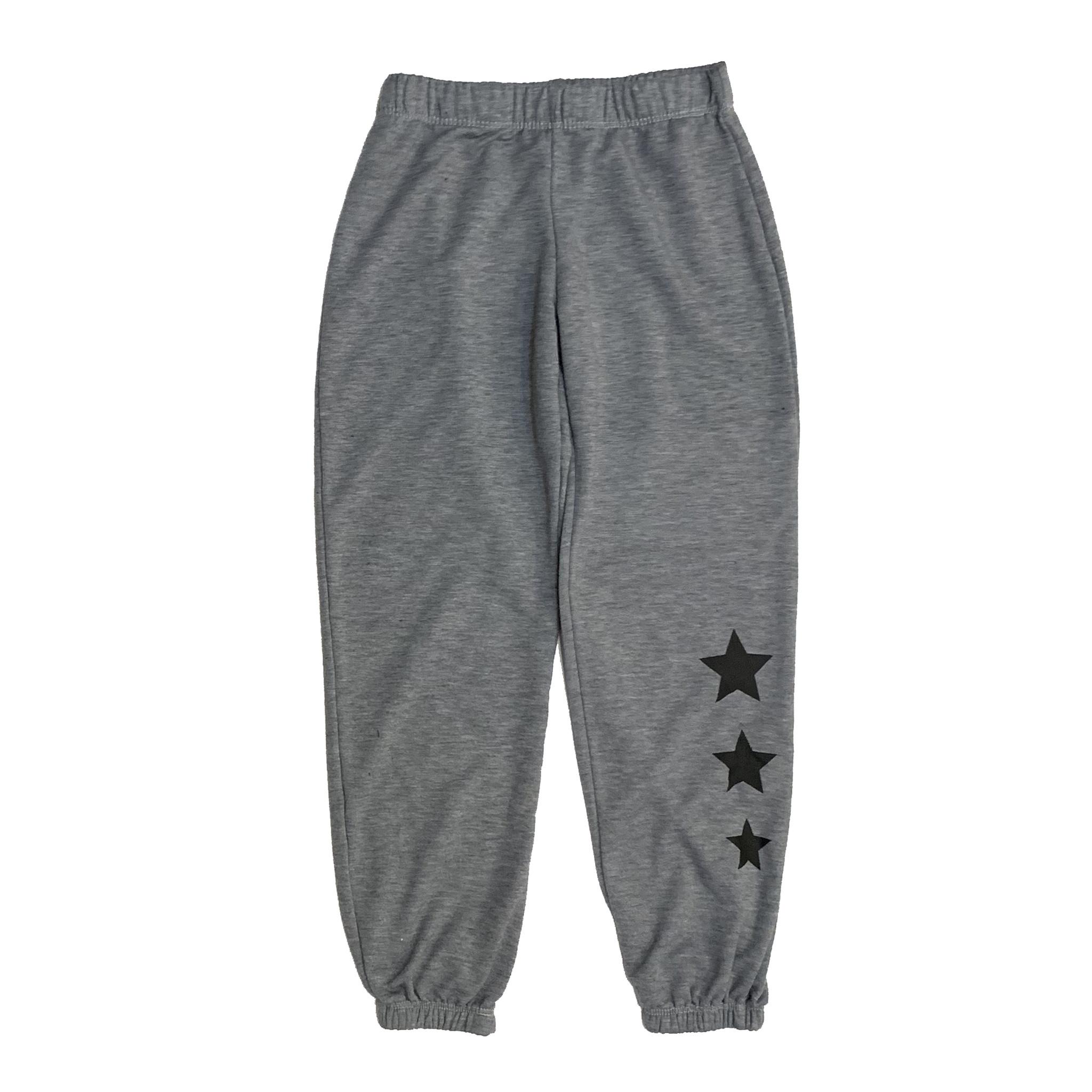 Firehouse Triple Black Star Sweatpants