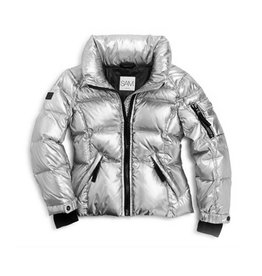 SAM Silver Freestyle Jacket