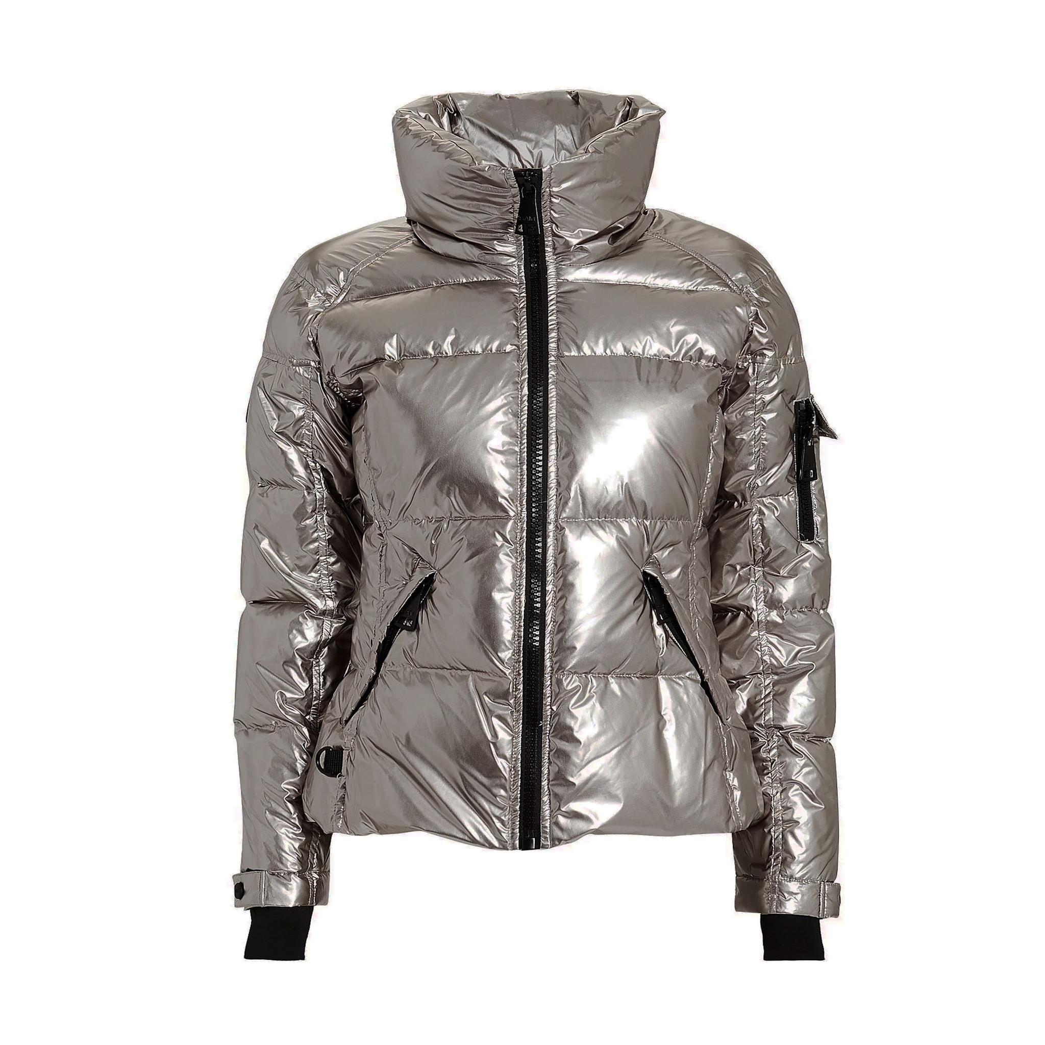 SAM Pewter Freestyle Jacket