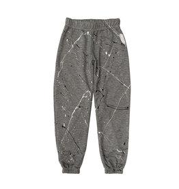 Firehouse Silver Splatter Sweatpants