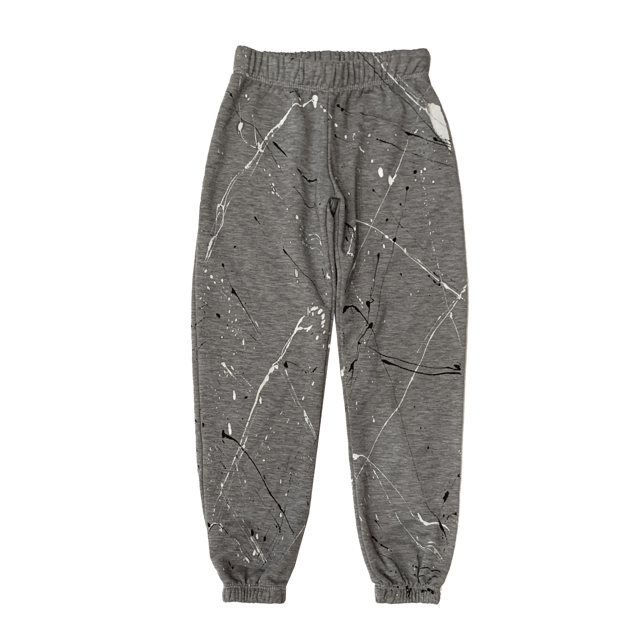 Firehouse Silver Splatter Sweatpants