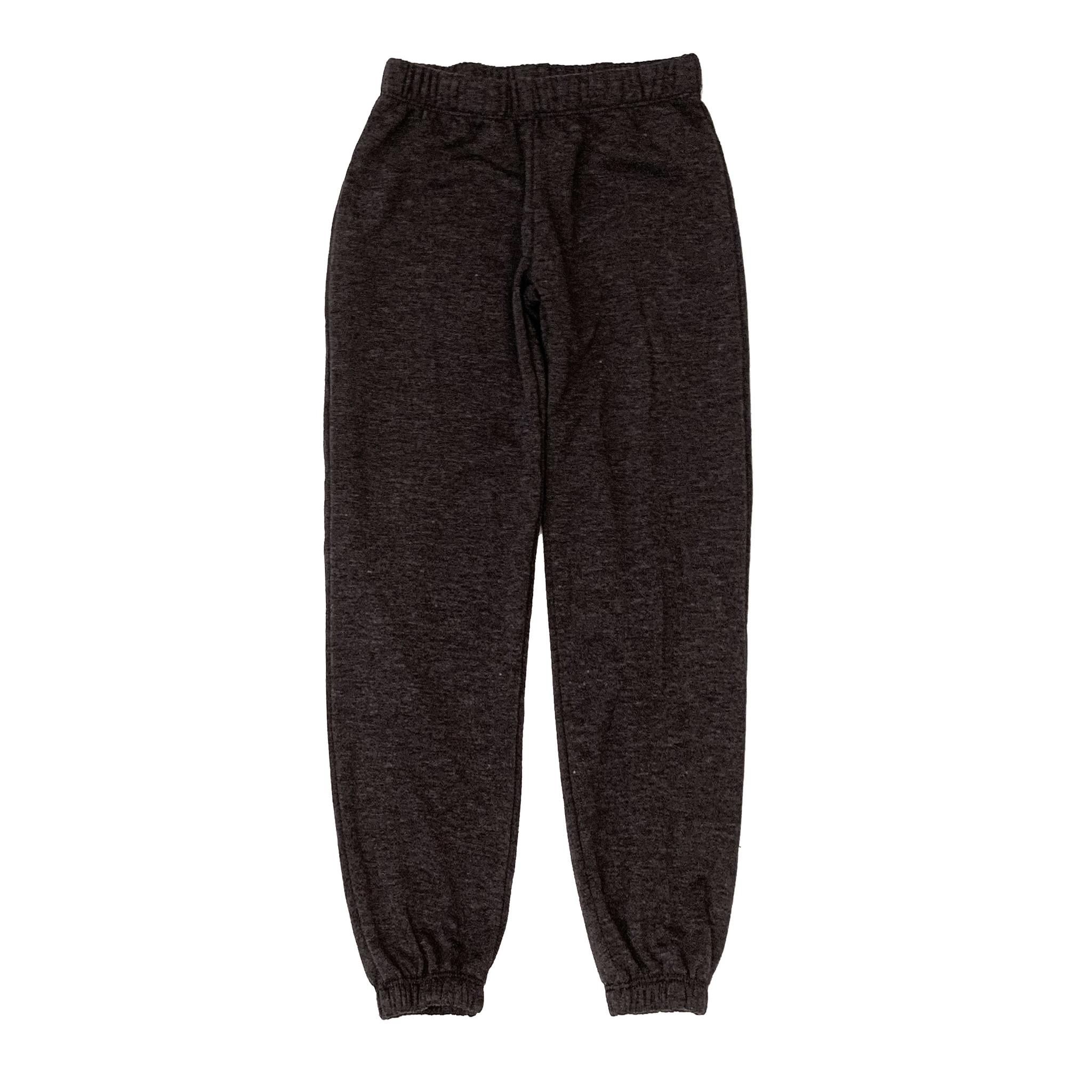 Firehouse Junior Soft Charcoal Sweatpants
