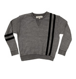 Vintage Havana Junior Inside-Out Velvet Taping Sweatshirt