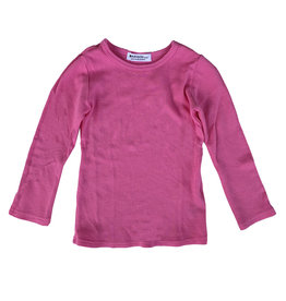 LA Made Flamingo Pink Solid Infant Thermal