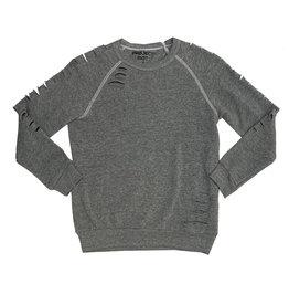 Project Riot Ripped Sweatshirt