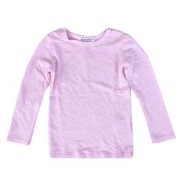 LA Made Light Pink Solid Infant Thermal