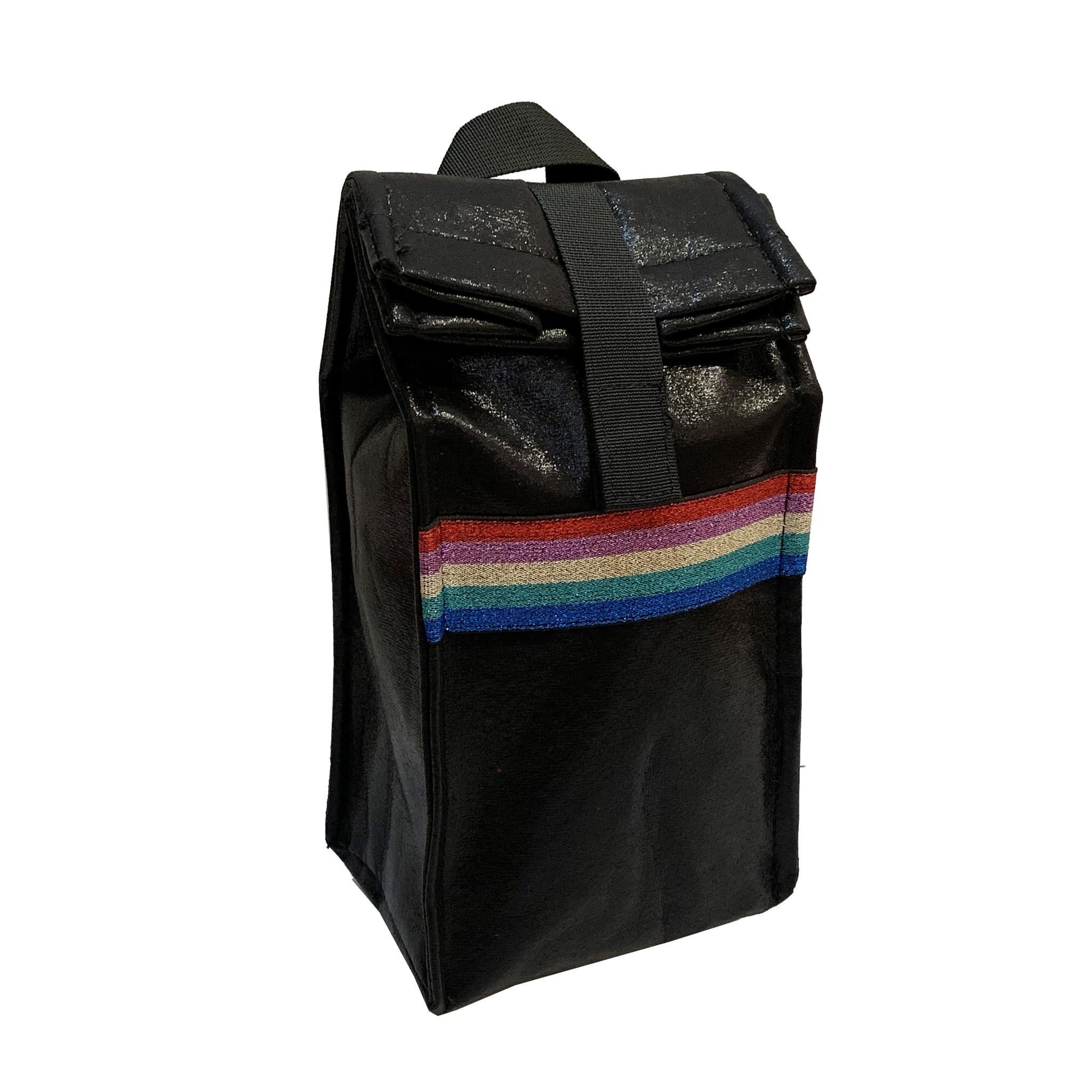 Bari Lynn Rainbow Sparkle Snack Bag