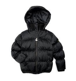 Appaman Black Base Camp Puffer Coat