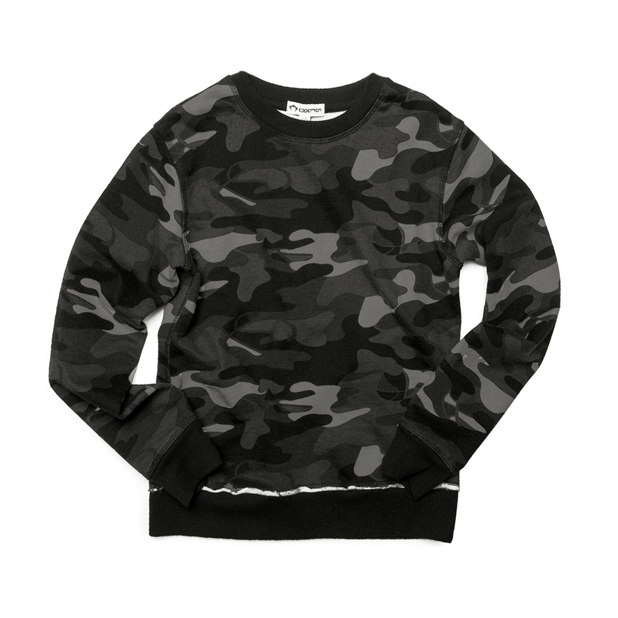 Appaman Carbon Camo Sweatshirt