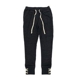 Vintage Havana Lace-Up Terry Jogger