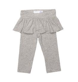 Joah Love Grey Infant Ruffle Leggings