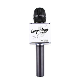 Sing-Along Pro Microphone in Black